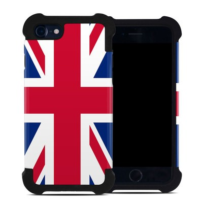 Apple iPhone 7 Bumper Case - Union Jack