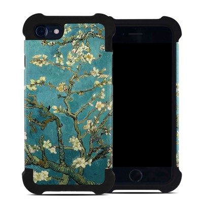 Apple iPhone 7 Bumper Case - Blossoming Almond Tree