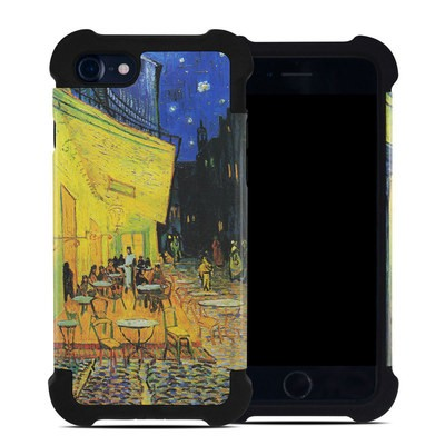 Apple iPhone 7 Bumper Case - Cafe Terrace At Night