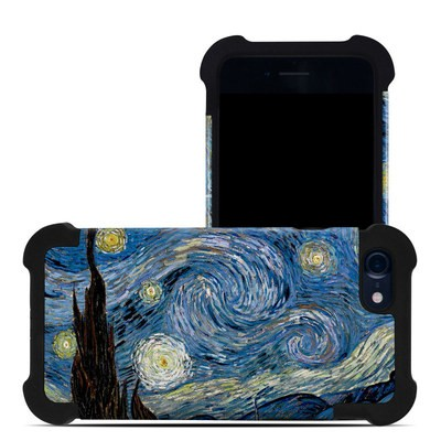 Apple iPhone 7 Bumper Case - Starry Night