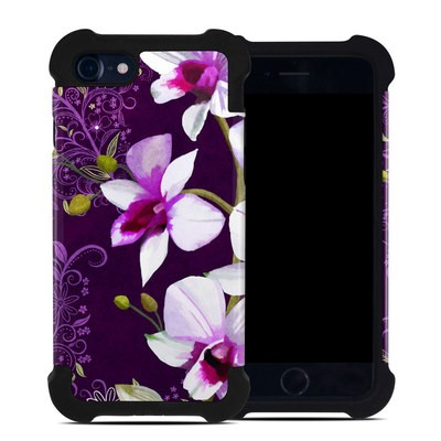 Apple iPhone 7 Bumper Case - Violet Worlds