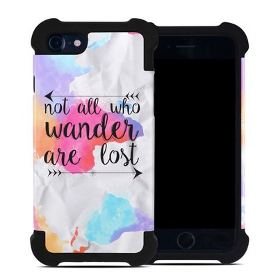 Apple iPhone 7 Bumper Case - Wander