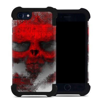 Apple iPhone 7 Bumper Case - War Light