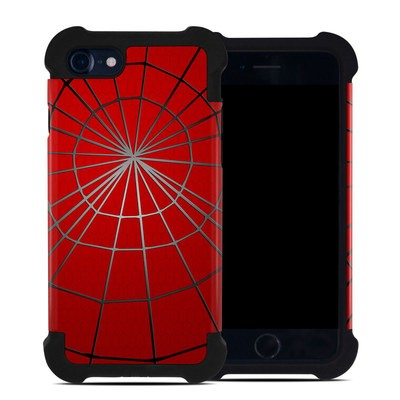 Apple iPhone 7 Bumper Case - Webslinger