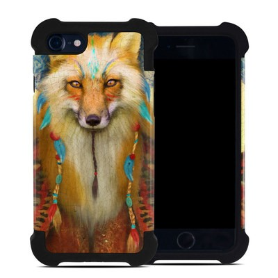 Apple iPhone 7 Bumper Case - Wise Fox