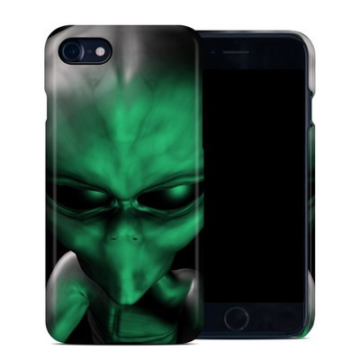 Apple iPhone 7 Clip Case - Abduction