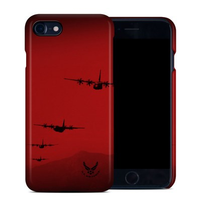 Apple iPhone 7 Clip Case - Air Traffic