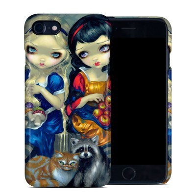 Apple iPhone 7 Clip Case - Alice & Snow White