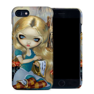 Apple iPhone 7 Clip Case - Alice in a Dali Dream