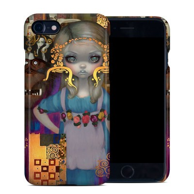 Apple iPhone 7 Clip Case - Alice in a Klimt Dream