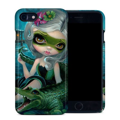 Apple iPhone 7 Clip Case - Alligator Girl