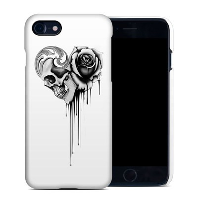 Apple iPhone 7 Clip Case - Amour Noir