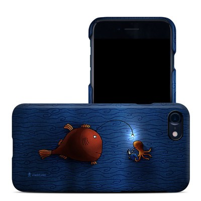 Apple iPhone 7 Clip Case - Angler Fish