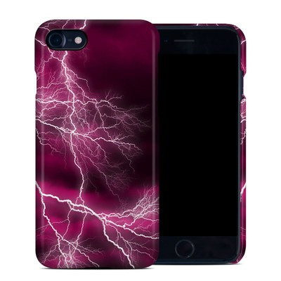 Apple iPhone 7 Clip Case - Apocalypse Pink