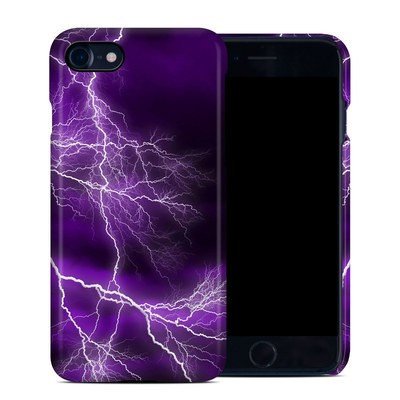 Apple iPhone 7 Clip Case - Apocalypse Violet