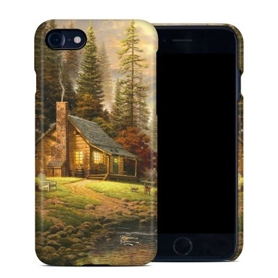 Apple iPhone 7 Clip Case - A Peaceful Retreat
