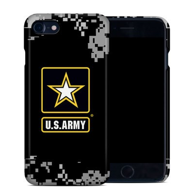 Apple iPhone 7 Clip Case - Army Pride
