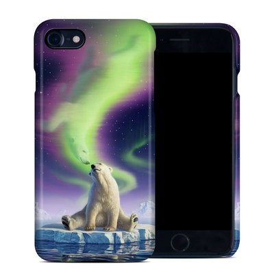 Apple iPhone 7 Clip Case - Arctic Kiss