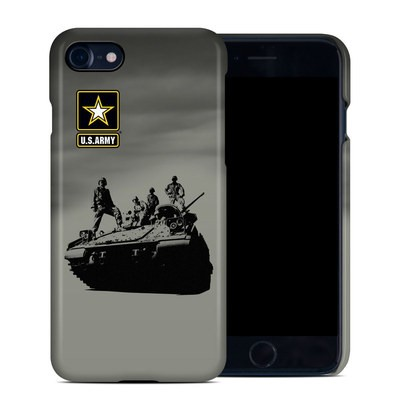 Apple iPhone 7 Clip Case - Army Troop