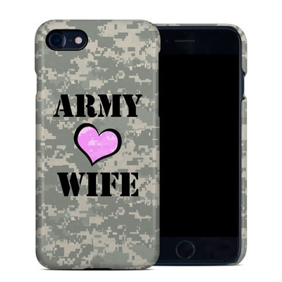 Apple iPhone 7 Clip Case - Army Wife