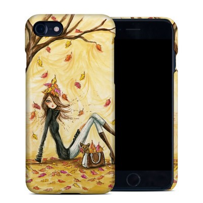 Apple iPhone 7 Clip Case - Autumn Leaves