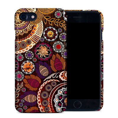 Apple iPhone 7 Clip Case - Autumn Mehndi