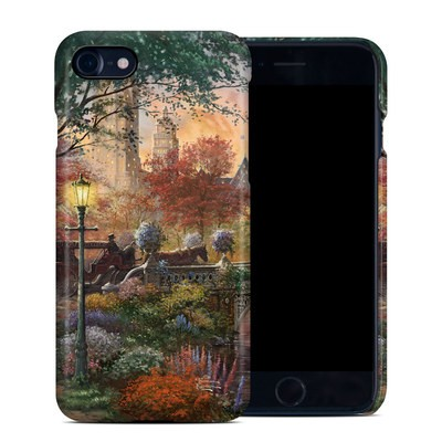 Apple iPhone 7 Clip Case - Autumn in New York