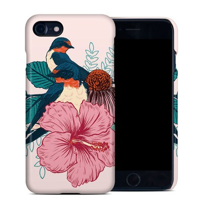 Apple iPhone 7 Clip Case - Barn Swallows