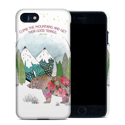 Apple iPhone 7 Clip Case - Bear Mountain