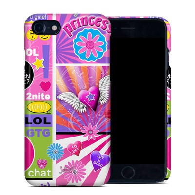 Apple iPhone 7 Clip Case - BFF Girl Talk