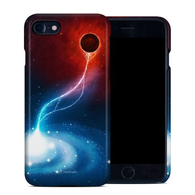Apple iPhone 7 Clip Case - Black Hole