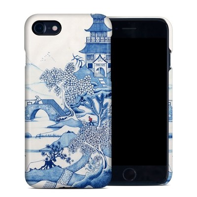 Apple iPhone 7 Clip Case - Blue Willow
