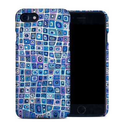 Apple iPhone 7 Clip Case - Blue Monday
