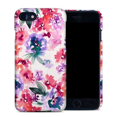 Apple iPhone 7 Clip Case - Blurred Flowers