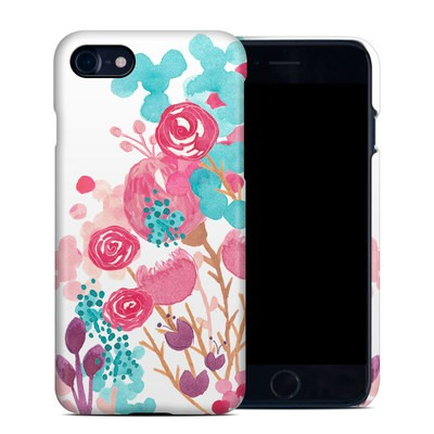 Apple iPhone 7 Clip Case - Blush Blossoms
