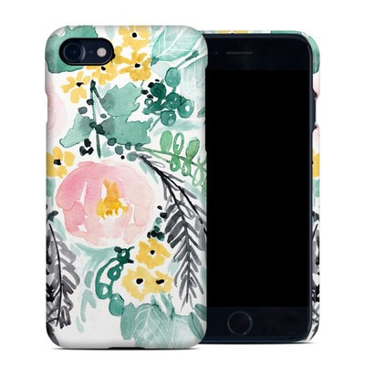 Apple iPhone 7 Clip Case - Blushed Flowers