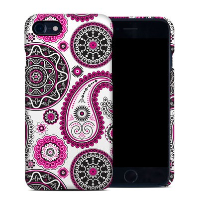 Apple iPhone 7 Clip Case - Boho Girl Paisley
