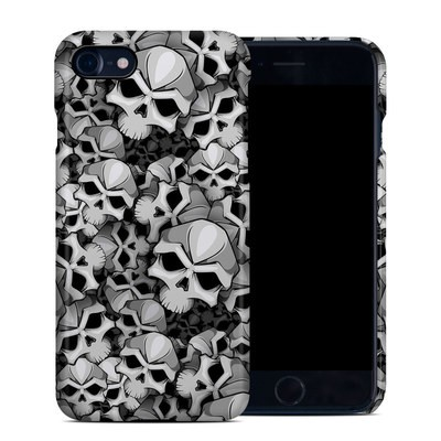 Apple iPhone 7 Clip Case - Bones