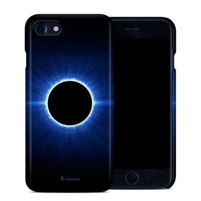Apple iPhone 7 Clip Case - Blue Star Eclipse