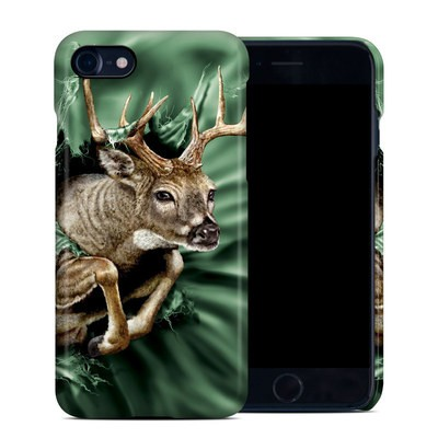 Apple iPhone 7 Clip Case - Break Through Deer