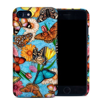 Apple iPhone 7 Clip Case - Butterfly Land