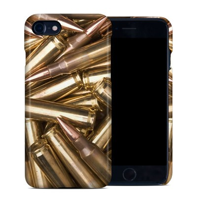 Apple iPhone 7 Clip Case - Bullets