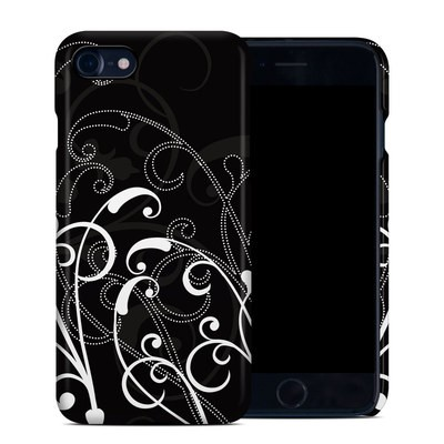 Apple iPhone 7 Clip Case - B&W Fleur