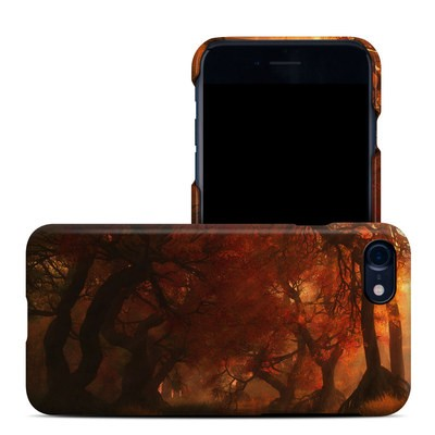 Apple iPhone 7 Clip Case - Canopy Creek Autumn