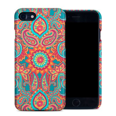 Apple iPhone 7 Clip Case - Carnival Paisley