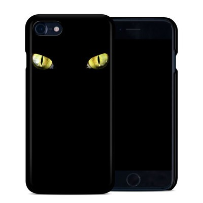 Apple iPhone 7 Clip Case - Cat Eyes