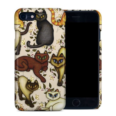 Apple iPhone 7 Clip Case - Cats