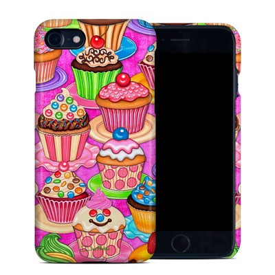 Apple iPhone 7 Clip Case - Cupcake