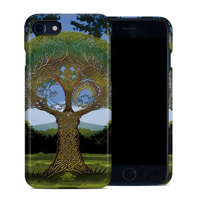 Apple iPhone 7 Clip Case - Celtic Tree