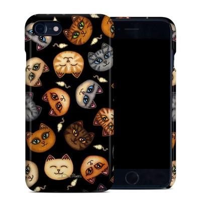 Apple iPhone 7 Clip Case - Cat Faces